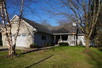 Prairie Du Sac Single Family Home For Sale: 714 8th St
