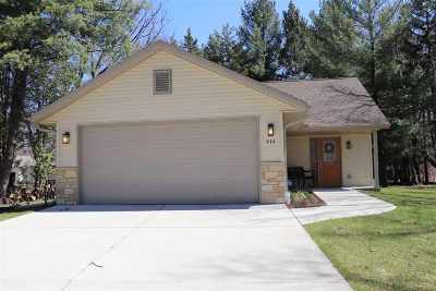 Rock County Single Family Home For Sale: 414 Sandalwood Ct