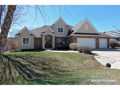 Deforest Single Family Home For Sale: 4603 Prairie Fire Ct