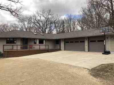 Rock County Single Family Home For Sale: 2000 S River Rd