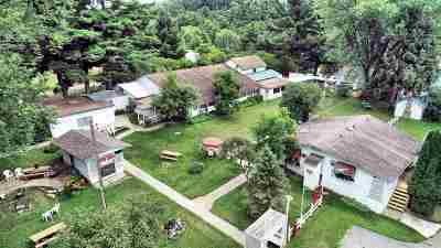 Wisconsin Dells Multi Family Home For Sale: W15344 Waubeek Rd