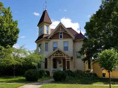 Columbia County Single Family Home For Sale: 314 W Franklin St