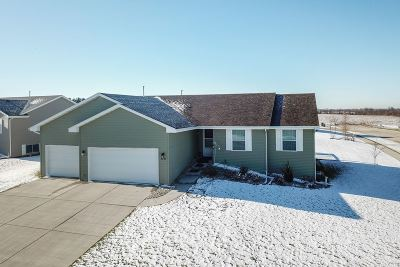 Rock County Single Family Home For Sale: 3727 Sunrise Ln