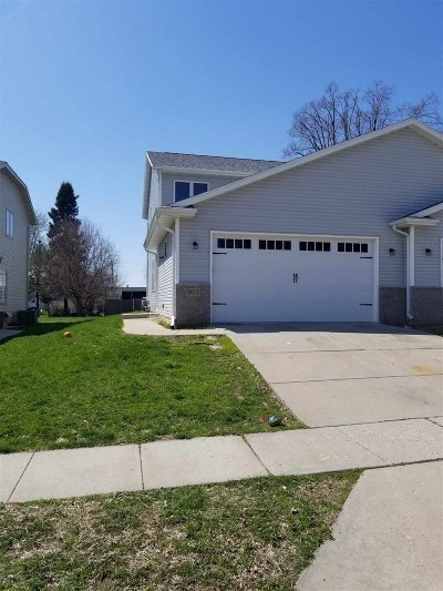 Marshall Single Family Home For Sale: 923 Lewellen St
