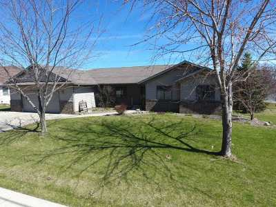 Rock County Single Family Home For Sale: 1060 Hain Rd