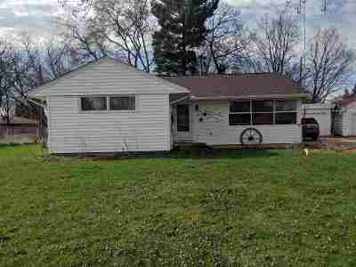 Rock County Single Family Home For Sale: 1710 Henderson Ave
