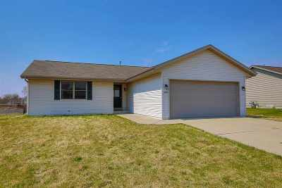 Rock County Single Family Home For Sale: 2362 S Terrace St