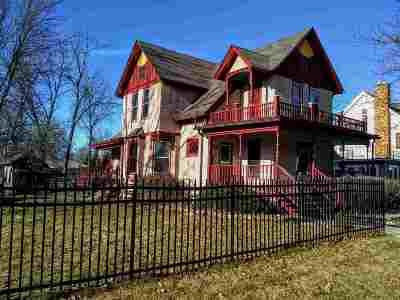 Rock County Single Family Home For Sale: 56 S Ringold St