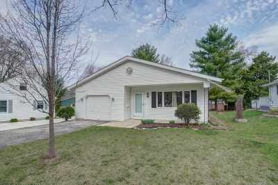 Dane County Single Family Home For Sale: 5518 Belin St