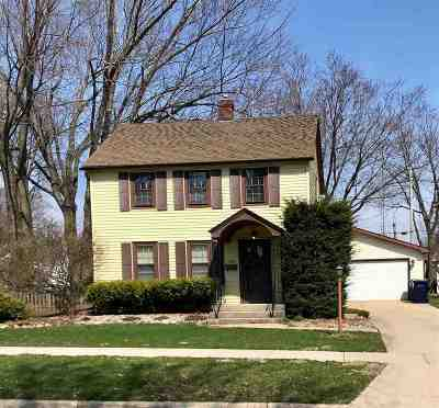 Rock County Single Family Home For Sale: 1314 Mole Ave