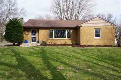 Dane County Single Family Home For Sale: 721 Pulley Dr