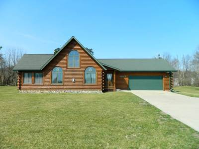 Green County Single Family Home For Sale: N4125 Golf Course Rd