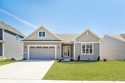 McFarland Single Family Home For Sale: 5329 Little Bluestem Dr