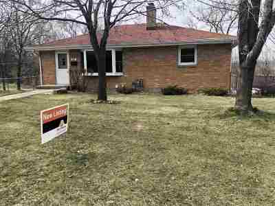 Columbia County Single Family Home For Sale: 601 E Howard St