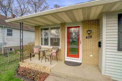 Madison Single Family Home For Sale: 408 Gannon Ave