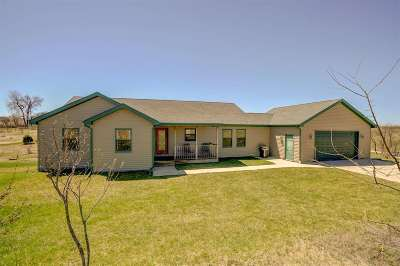 Green County Single Family Home For Sale: N8650 County Road A