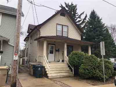 Madison Multi Family Home For Sale: 729 Clark Ct