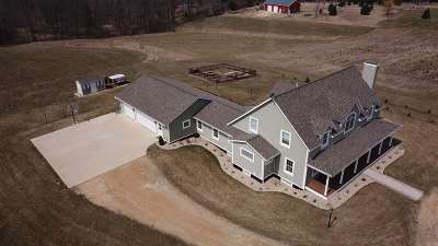 Platteville Single Family Home For Sale: 6629 Stumptown Rd