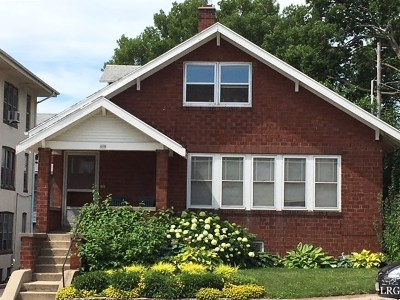 Madison Multi Family Home For Sale: 406 Castle Pl