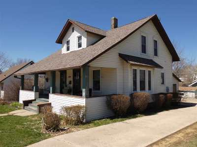 Fennimore Single Family Home For Sale: 1370 13th St