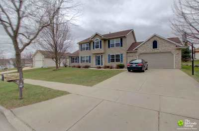 Madison Single Family Home For Sale: 8417 Blackwolf Dr