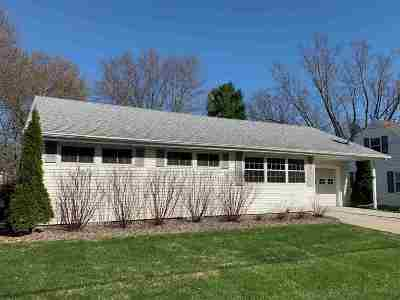 Dane County Single Family Home For Sale: 621 Piper Dr