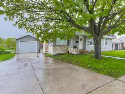 Iowa County Single Family Home For Sale: 1031 N Bequette St