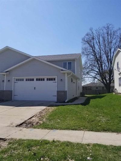 Marshall Single Family Home For Sale: 927 Lewellen St