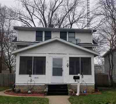 Beloit Single Family Home For Sale: 1407 St Lawrence Ave