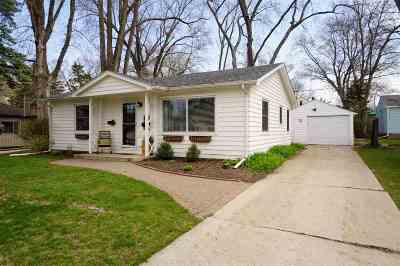 Single Family Home For Sale: 4706 Wallace Ave