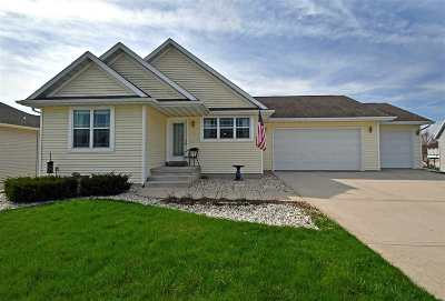 Evansville Single Family Home For Sale: 659 Campion Ct