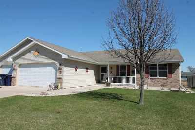 Rock County Single Family Home For Sale: 4362 Coquette Dr