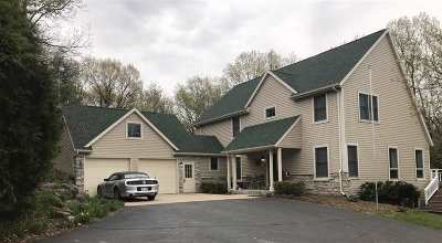 Jefferson County Single Family Home For Sale: N844 State Hwy 26