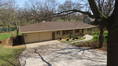 Deforest Single Family Home For Sale: 7032 Bridgeman Rd