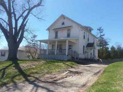 Platteville Multi Family Home For Sale: 630 S Chestnut St