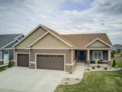 Waunakee Single Family Home For Sale: 2594 Kildare Dr