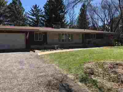 Platteville Single Family Home For Sale: 1525 & 1535 N Elm St