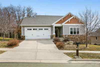 Deforest Single Family Home For Sale: 6814 Conservancy Plaza