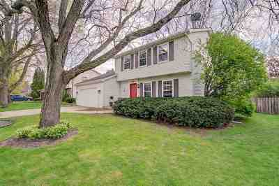 Fitchburg Single Family Home For Sale: 5835 Monticello Way