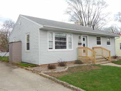 Beloit Single Family Home For Sale: 1757 Townline Ave