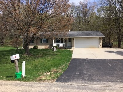 Milton Single Family Home For Sale: 6120 N Greenvale Dr
