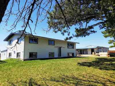 Richland Center Single Family Home For Sale: 12323 Hwy 14
