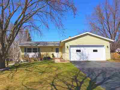 Madison Single Family Home For Sale: 6814 Carnwood Rd