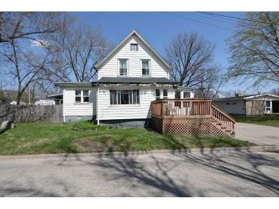Madison Single Family Home For Sale: 3302 Chicago Ave