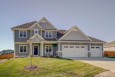 Deforest Single Family Home For Sale: 6435 Forest Park Dr