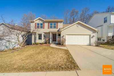 Madison Single Family Home For Sale: 6230 Tiller Tr