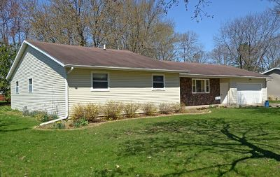 Prairie Du Sac Single Family Home For Sale: 227 9th St