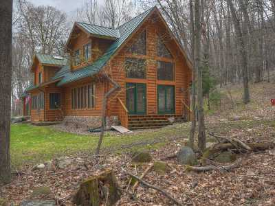 Pardeeville Single Family Home For Sale: W6219 County Road Ee
