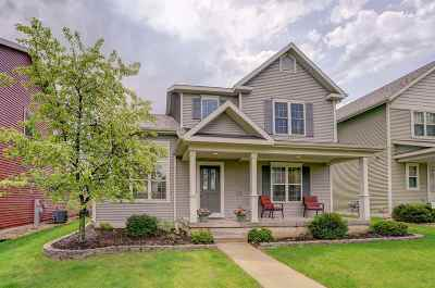 Madison Single Family Home For Sale: 7025 Heather Glen Dr