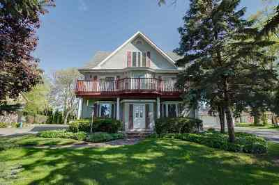 Stoughton Multi Family Home For Sale: 1716 W Main St